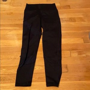 AE high waisted workout leggings. BARELY WORN!